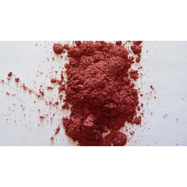 Micas Peroladas Vermelho - 20gr