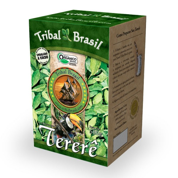 Erva Mate Tribal Brasil - Tererê