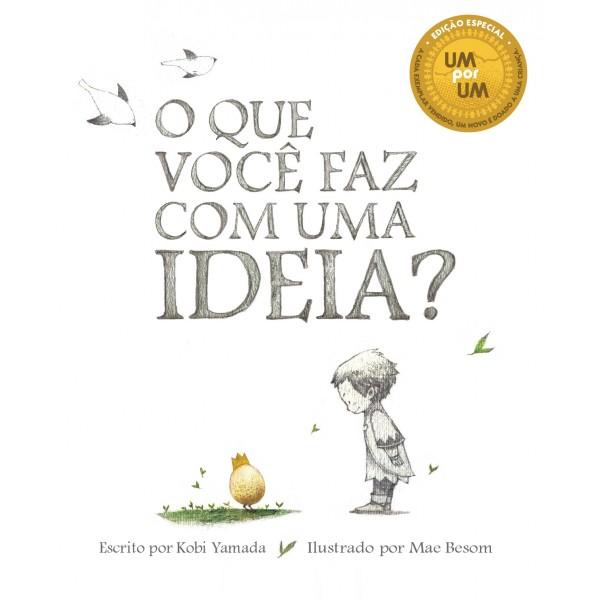 O que você faz com uma ideia?
