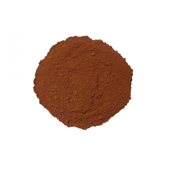 Óxido de Ferro Vermelho Nacional - 50gr