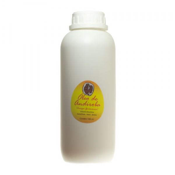 Óleo de Andiroba 1 litro - Frente