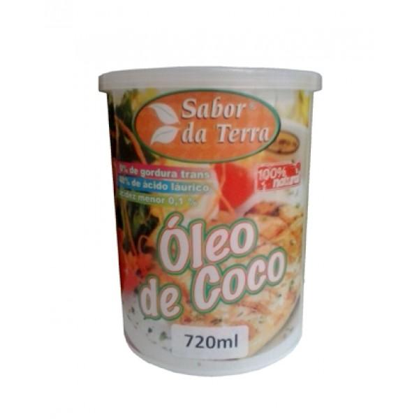 Óleo de Coco - 720ml - sem gosto de coco