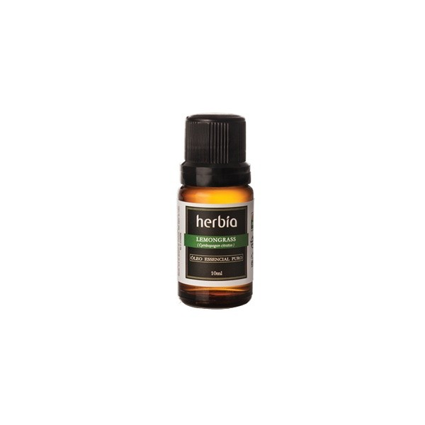 Óleo Essencial de Lemongrass 10 ml (Herbia)