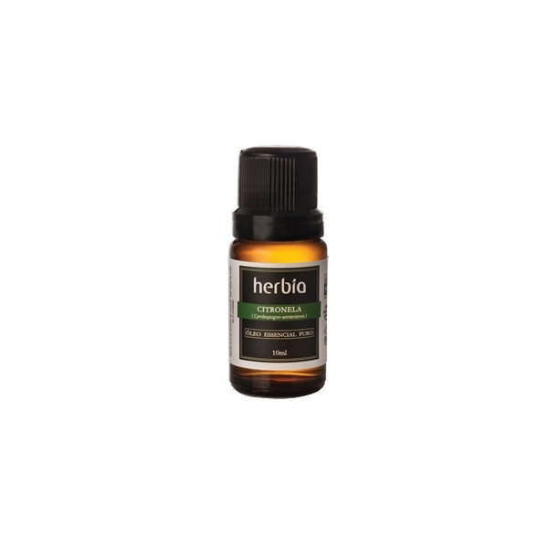 Óleo Essencial de Citronela 10 ml (Herbia)