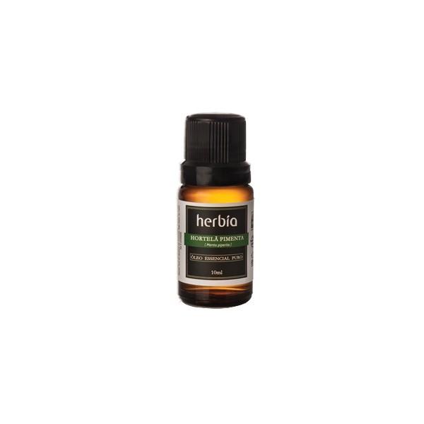 Óleo Essencial de Hortelã-Pimenta 10 ml (Herbia)