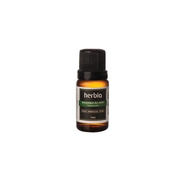 Óleo Essencial de Manjericão-Anis 10 ml (Herbia)