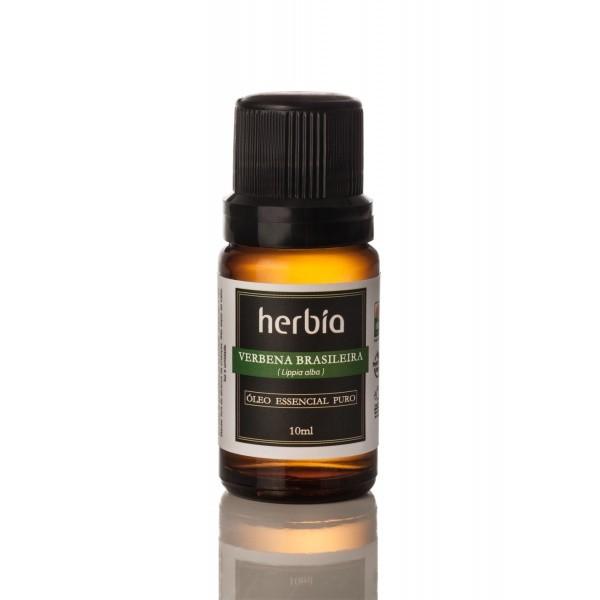 Óleo Essencial de Verbena Brasileira 10 ml (Herbia)