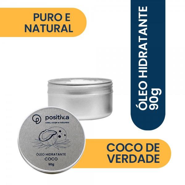 Óleo Hidratante de Coco 90g Positiva