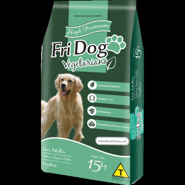 Ração Fri Dog Vegetariana 15kg