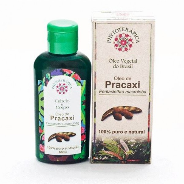 Óleo Vegetal de Pracaxi - 60ml (Phytoterápica)