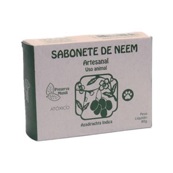 Sabonete de Neem - Uso Animal 80g