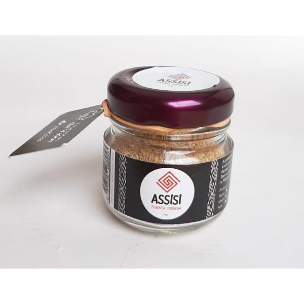 Pimenta em pó Assîsî – 40g – De Veras
