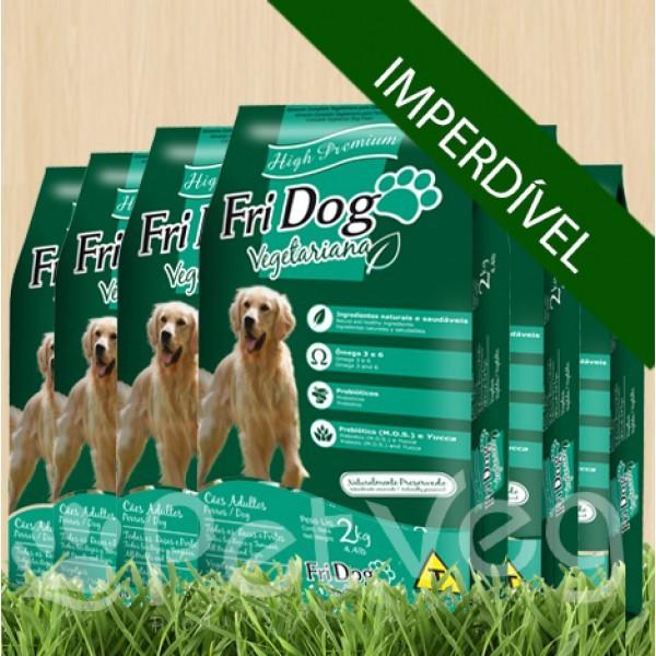 Ração Fri Dog Vegetariana