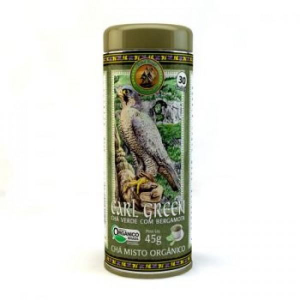 Chá Tribal Brasil - Earl Green - Sachê Redondo (30 sachês)