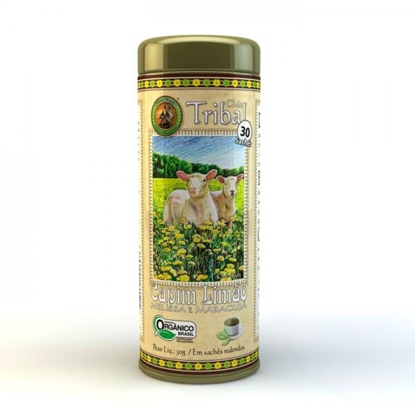 Chá Capim Limão, Melissa e Maracujá