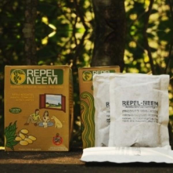 Sachês de Neem - Caixa com 5 sachês