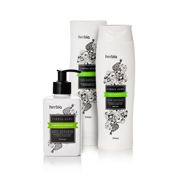 Kit Orgânico Banho Herbia