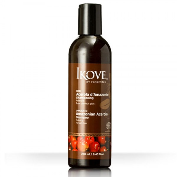 Shampoo de Acerola 250ml (IKOVE)