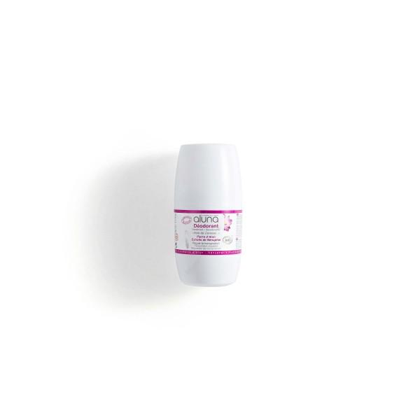 Desodorante Flor de Lótus Rollon Natural sem alumínio 50ml - Original Eco
