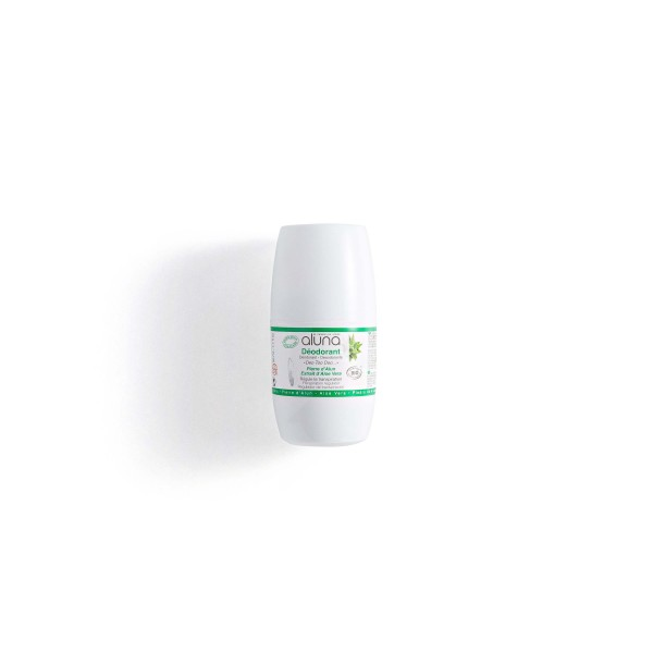Desodorante Rollon Natural sem alumínio Aloe Vera osma 50ml - Original Eco