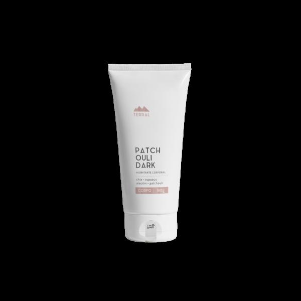 Creme corporal Patchouli Dark & Chia - Terral Natural