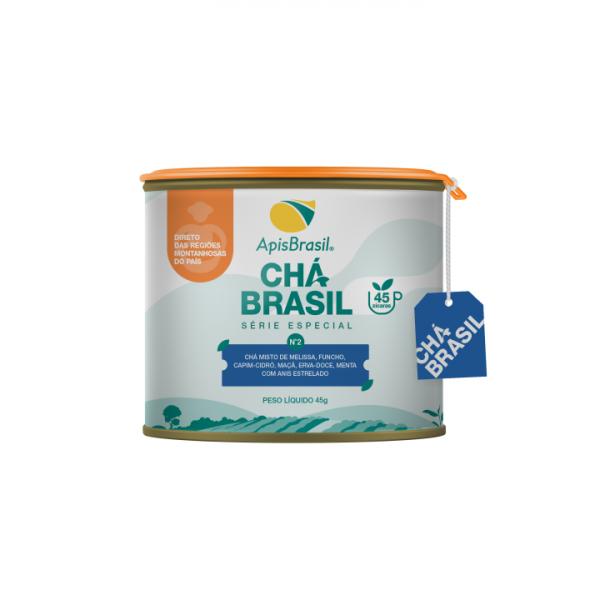 Chá Brasil N°2: Sono Bom Apis Brasil