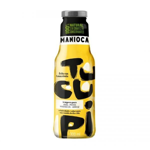 Tucupi Amarelo – 300 ml – Manioca