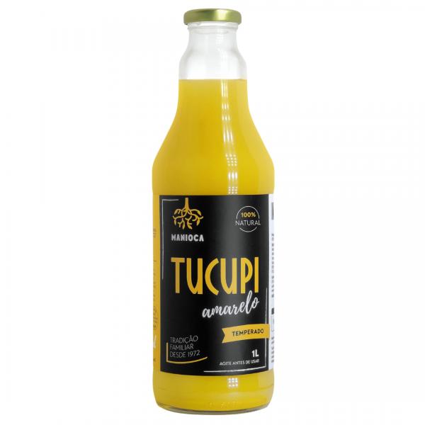 Tucupi Amarelo 1L – Manioca
