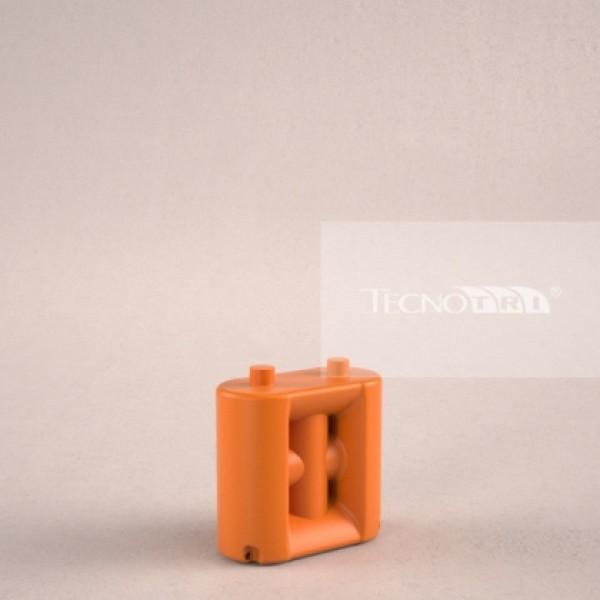 Cisterna Vertical Modular 65 Litros Sem Filtro