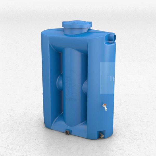 Cisterna 600 litros para água potável