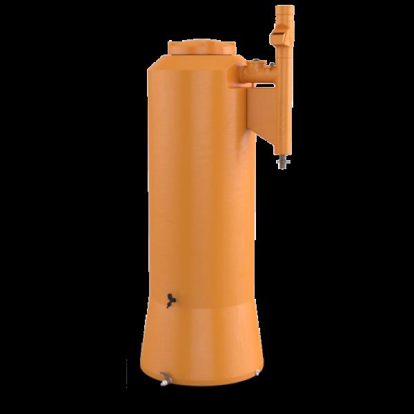 Cisterna 750 litros com filtro