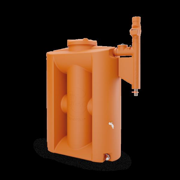 Cisterna 600 litros com filtro