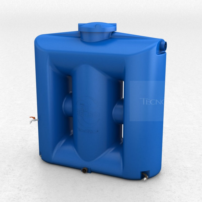Cisterna 1000 litros para água potável