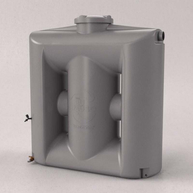 Cisterna 1000 litros sem filtro