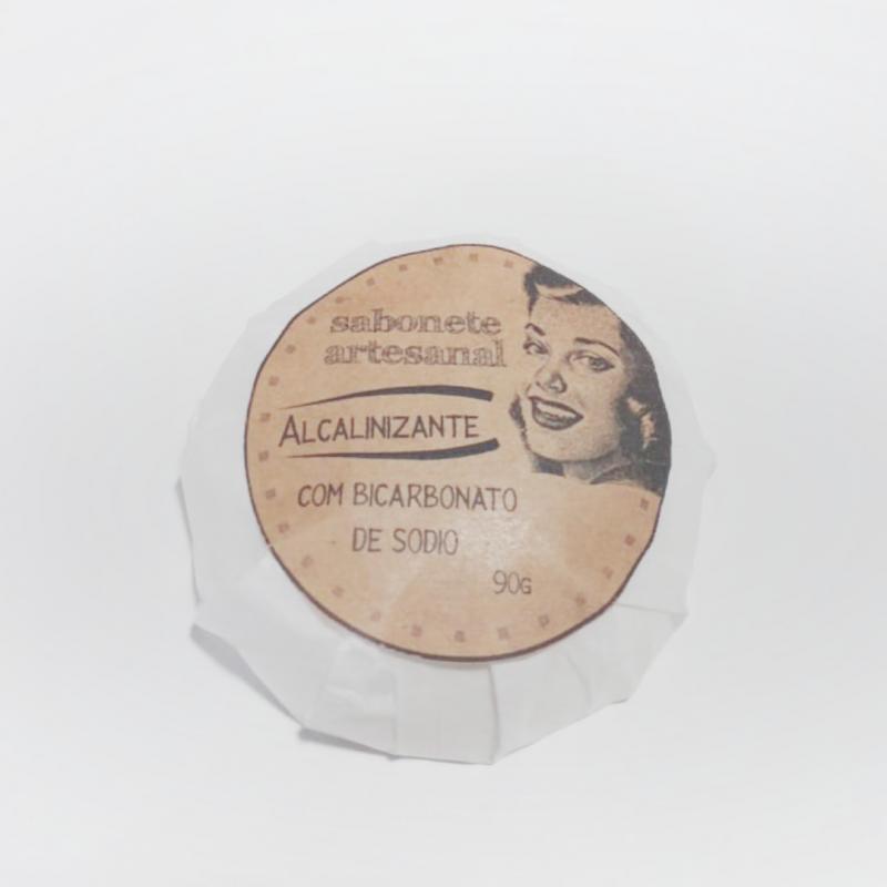 Sabonete de Bicarbonato