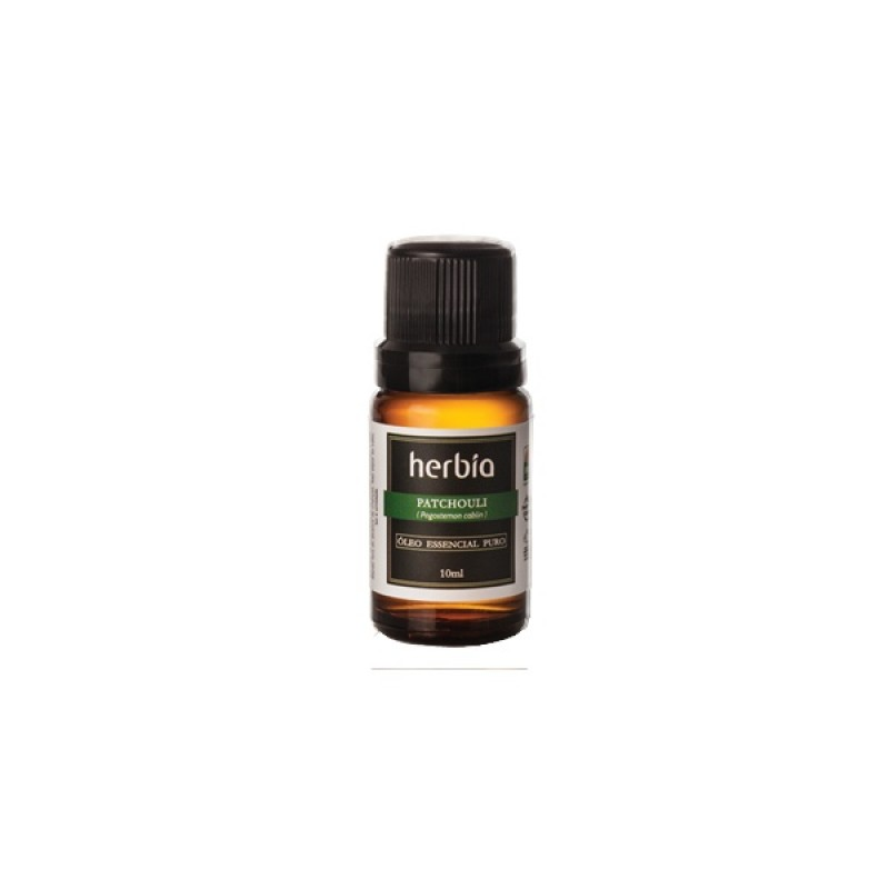 Óleo Essencial de Patchouli 10 ml (Herbia)