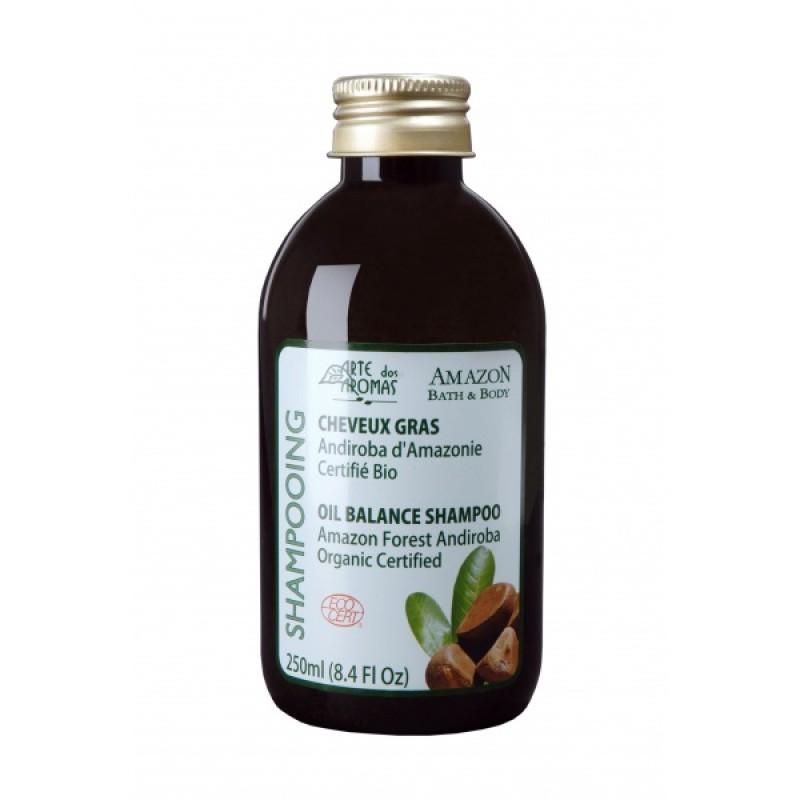 Shampoo Orgânico Arte dos Aromas Andiroba 250ml
