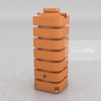 Cisterna 1050 litros sem filtro