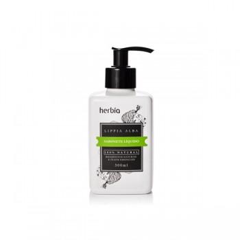 Sabonete Líquido Orgânico Herbia Lippia Alba 300 ml